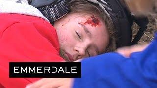 Emmerdale - Disaster Strikes When Sarah Goes Quad Biking