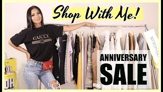 COME SHOPPING WITH ME NORDSTROM ANNIVERSARY SALE 2018 | Diana Saldana