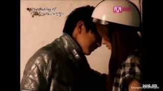 [JiSeung Couple] Jiyeon X Seungho - He Said I Love You ♪ (by: Standing Egg ft. Windy)