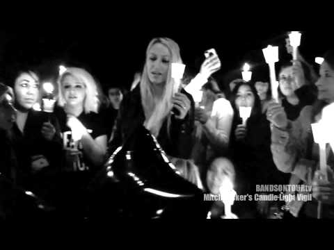 Mitchell Adam Lucker's Candle Light Vigil