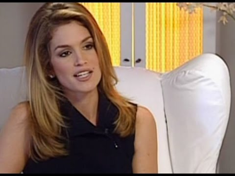 Cindy Crawford Then & Now