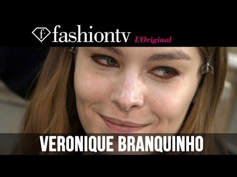 Veronique Branquinho Fall/Winter 2014-15 Backstage | Paris Fashion Week PFW | FashionTV