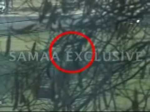 Sri Lanka cricket team under attack (full video) (Exclusive Samaa TV)