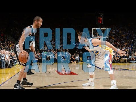 NBA Daily Show: Apr. 8 - The Starters