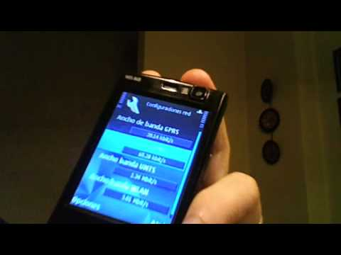 Cómo ver TV en vivo en el Nokia N95
