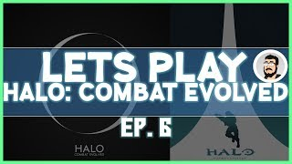 Ep. 6: Lets Play - Halo Combat Evolved (Original Xbox)