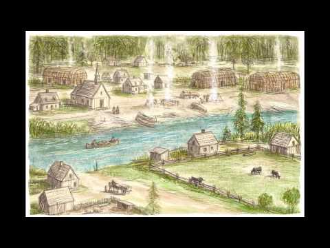 Population et peuplement – Régime français – Capsule 2 – Les effets de la présence européenne sur les Amérindiens, en Nouvelle-France