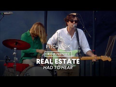 Real Estate perform