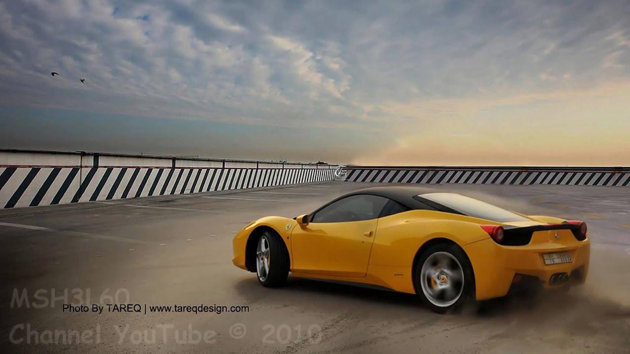 Drift Ferrari 458 Italia ll in