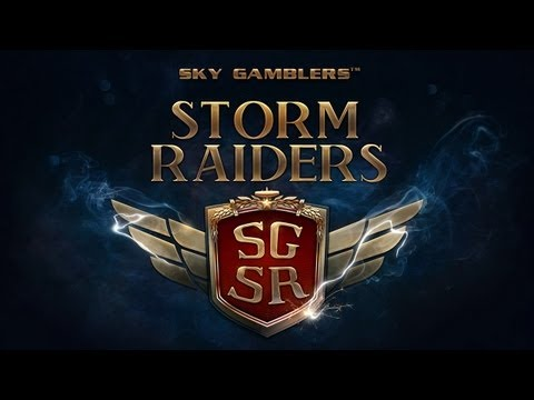 Sky Gamblers: Storm Raiders - Universal - Tutorial: First Part - HD Gameplay Trailer