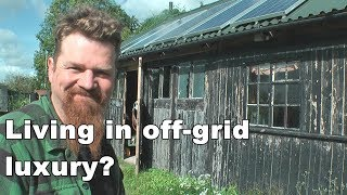 An introduction to off grid living in the UK