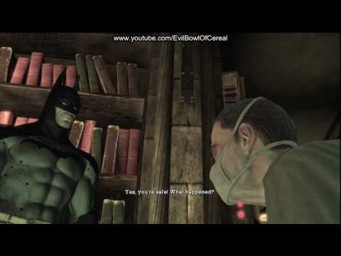 Batman Arkham Asylum Gameplay 13 [HD]