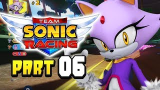 Team Sonic Racing Part 6 Chapter 6 Nintendo Switch Gameplay Walkthrough