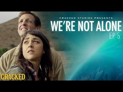 Why Movies Get Alien First Contact Wrong - We're Not Alone: Episode 5
