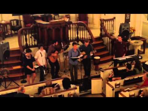 Tree of Life Concert - Silver Hammer & Friends play John Mayer's  'Stop this Train', 10/18/14