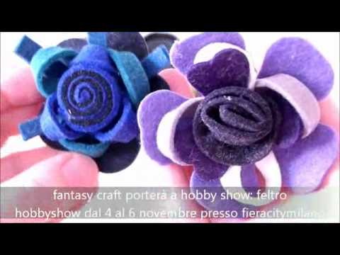 Hobbyshow 2011 - Fantasycraft - FELTRO - perline bigiotteria