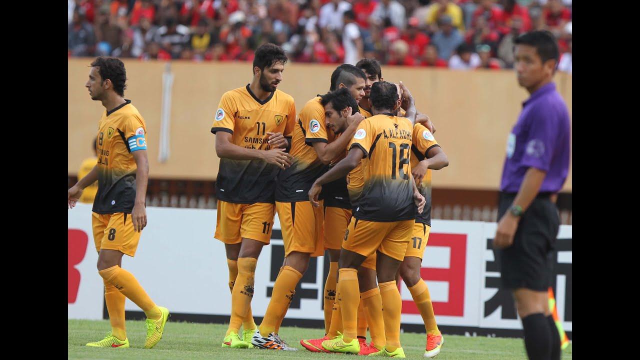 Persipura Jayapura 0-6 Al-Qadsia SC