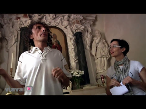 Intervista Antonio Rezza: Dio, la Chiesa, il teatro - Via Vai Tv OnLine