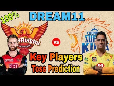 भविष्यवाणी | Toss कौन जीतेगा | Key Players | SRH vs CSK Toss Prediction | 22 May By Secret Facts