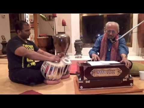 Gope Chander - Tribute To His Father Ghazal Nawaaz -  Master...