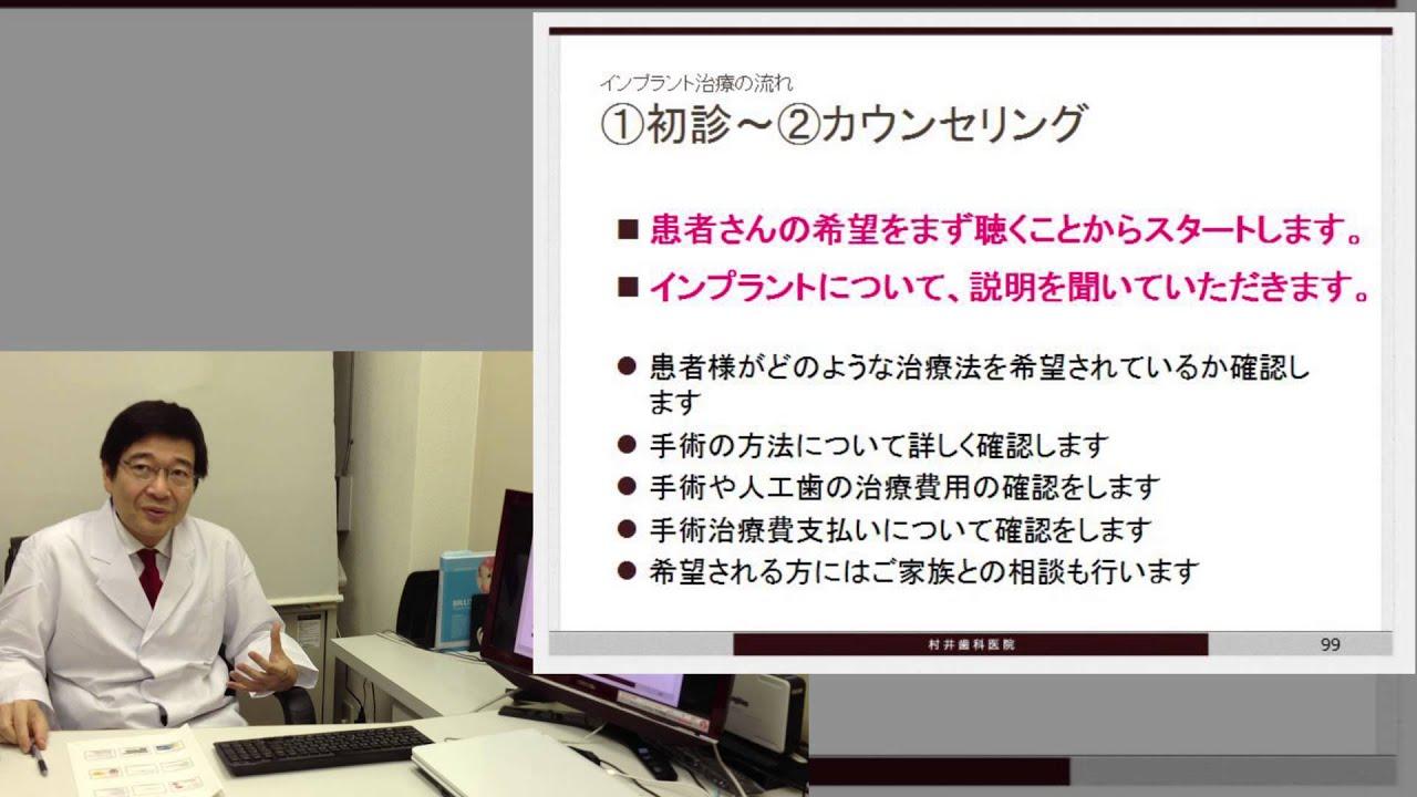 【第九回】インプラント治療の流れ(1)
