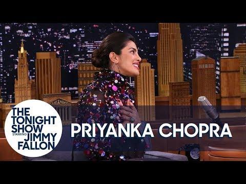 Priyanka Chopra Dishes on Attending Meghan Markle's Royal Wedding thumbnail