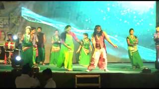 Hay Re Sarguja Naache - Chhollywood Film Fear Award Function Day - Singer Pt. Lallu Raja  - 2016