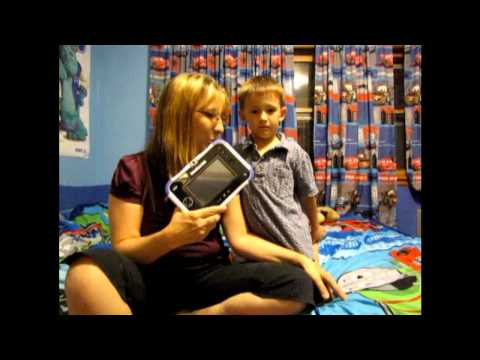 Innotab 3 S Video review kid tablet