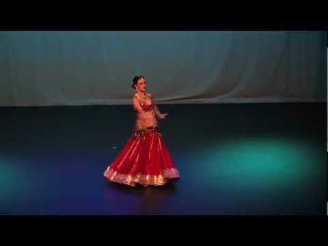 Indian Fusion Belly Dance - Colleena Shakti 2012