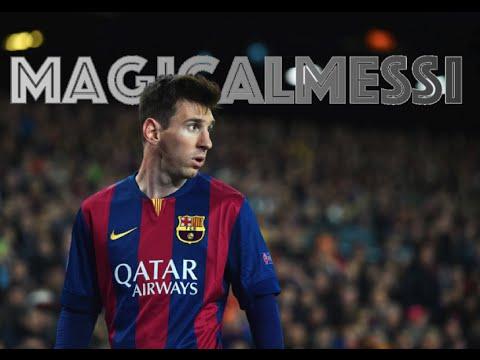 Lionel Messi - The Football Genius - 2015 - HD