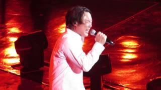 譚詠麟銀河歲月40載演唱會(首場) 陳奕迅完美爆裂演繹《再等幾天》