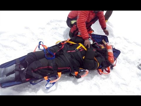 Salute to the Sherpa-climbers and the rescue team of ‪‎Everest 2016‬