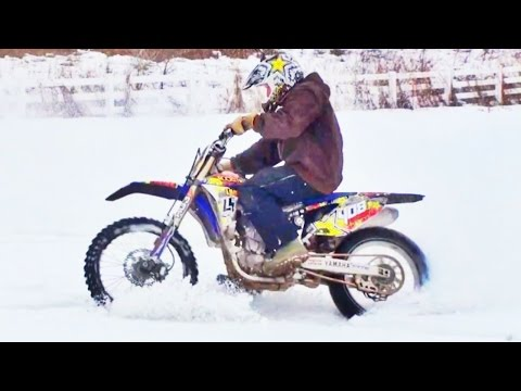 Dirt Bike Powder!
