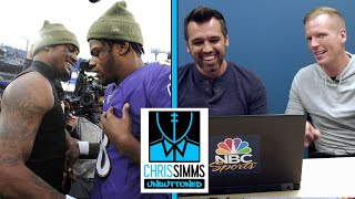 Deshaun Watson, Derek Carr headline best Week 11 NFL Photos | Chris Simms Unbuttoned | NBC Sports