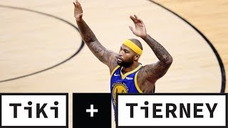 Game 3 Is The Most Pivotal Game In The NBA Finals | Tiki +Tierney