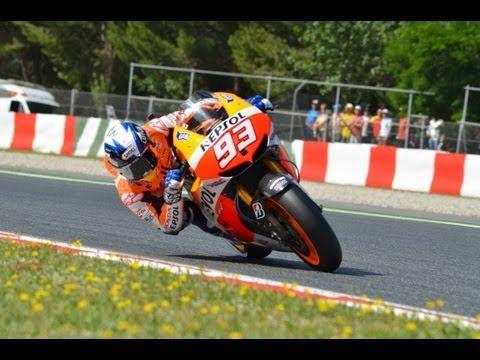 MotoGP 2013 Catalunya Spain Race Marc Márquez [Full HD]