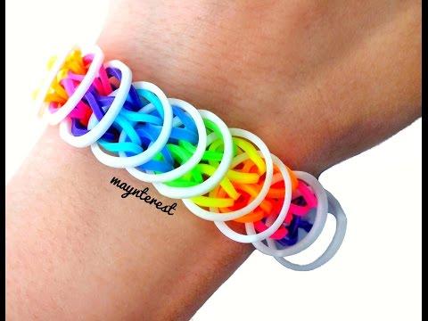 Pulsera de gomitas Loose loops | Loose loops bracelet