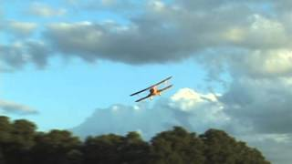 RocHobby WACO RC Airplane by FMS with Killer Planes Supermax Crashproofing