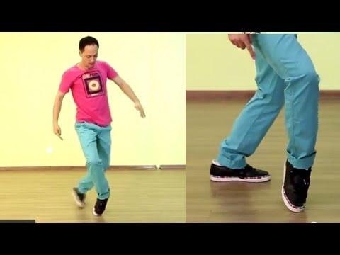 Урок дабстепа. Обучающее видео дабстеп (dubstep dance tutorial)
