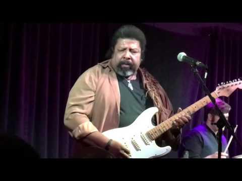 Jimmy D. Lane -(Son Of Jimmy Rogers,Best Blues Guitarist)-Entire Concert@Violet's Venue Jan 9 2016