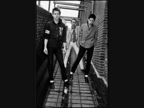 The Clash - White Riot (U.K. version)