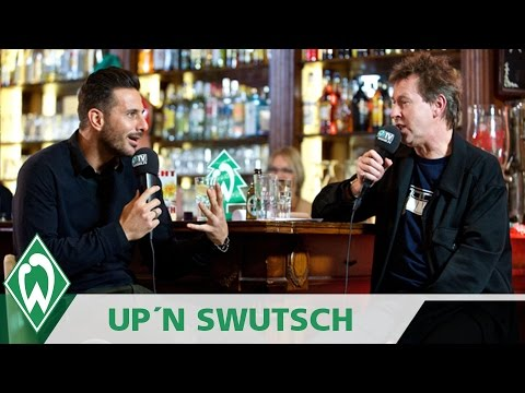 Claudio Pizarro im Piano | Werder up'n Swutsch