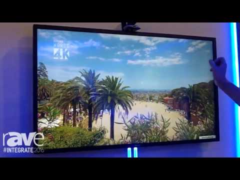 Integrate 2016: Ingram Micro Shows Off the Philips Line of Commerical Displays