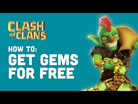 Clash of Clans - How to Get Free Gems in Clash of Clans with FreeMyApps