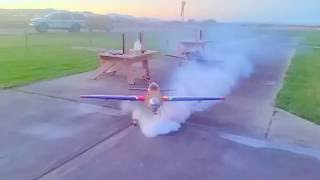 DIY smoke system for RC airplane