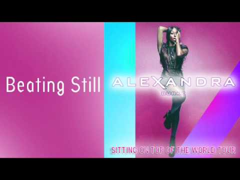 Alexandra Burke - Beating Still (Live Version)