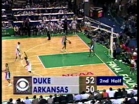 1994 National Championship (Arkansas vs. Duke)