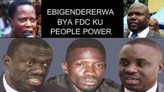 Aba people power banenyezza Besigye okubalemesa