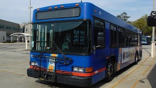 Gainesville RTS 2001 Gillig Low Floor #111 (Ex-Pam Tran #111)
