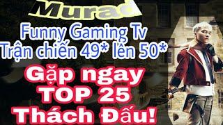 Khi Funny Gaming Tv leo hạng rank Cao Thủ gặp phải Top THÁCH ĐẤU! Lâm Tặc vs Lâm Tặc! Cái kết